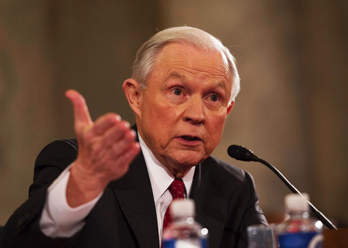 ABD Adalet Bakanı ifade verdi