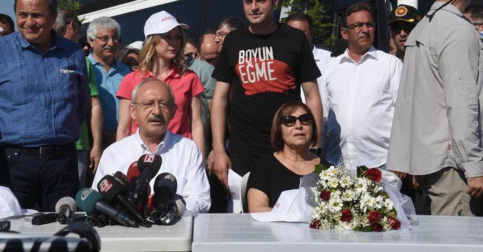 Kılıçdaroğlu: Kavurmacı'nın tekrar tutuklanması kararını doğru bulmuyorum