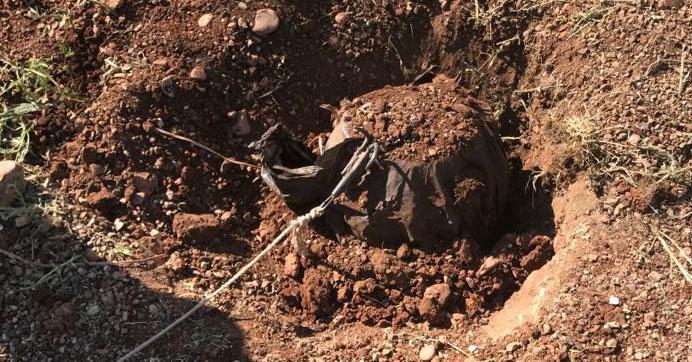 Büyük operasyonda PKK'nın mağarası bulundu