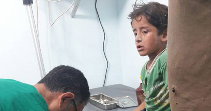 TSK: PKK'dan Azez ve Mare'ye topçu saldırısı: 2 ölü 7 yaralı