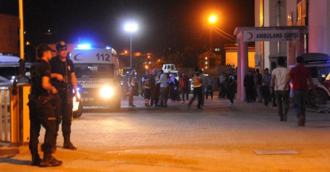 Hakkari'den acı haber: 1 yüzbaşı şehit, 5 asker yaralı