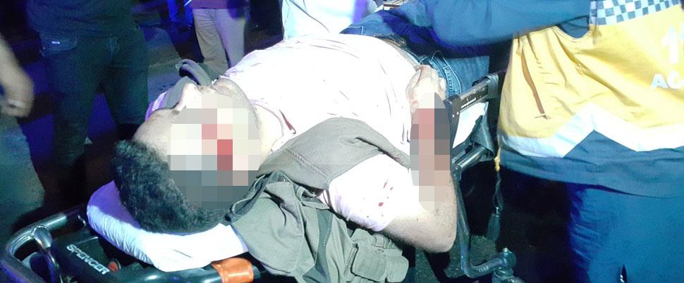 Malatya'da silahlar konuştu!.. Ölü ve yaralılar var!
