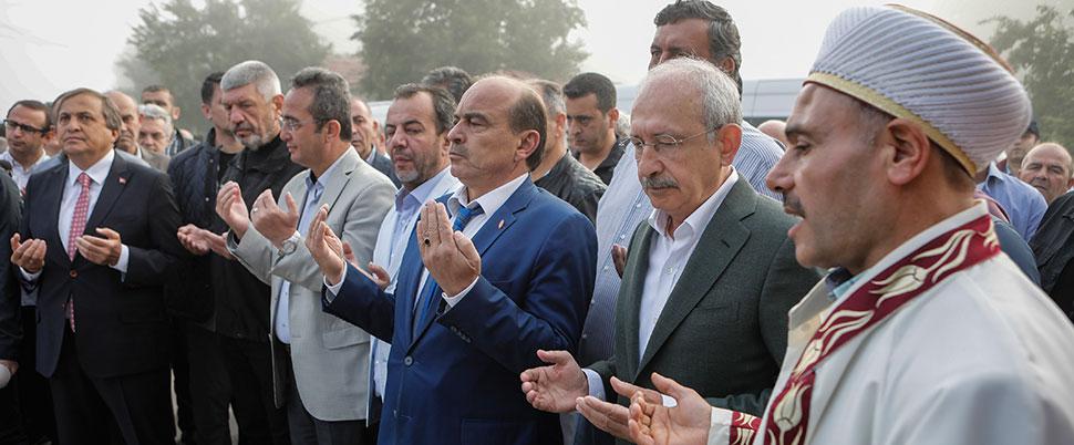 Kılıçdaroğlu'ndan Erdoğan'a 'Geçmiş olsun'
