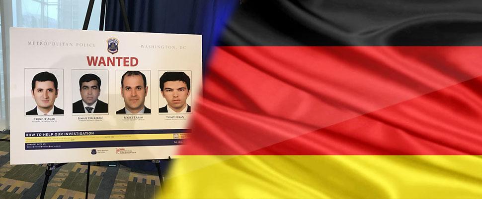 Almanya'dan koruma açıklaması