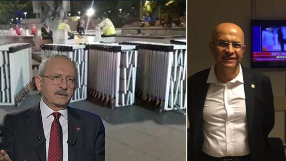 Ankara Valiliği'nden CHP'nin yürüyüyüşle ilgili açıklama!