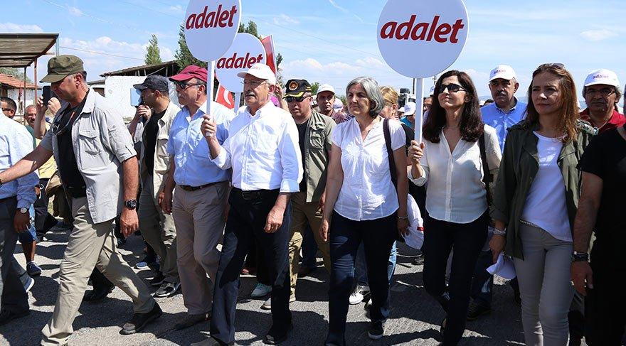 Kılıçdaroğlu: Attığım her adım herkes içindir