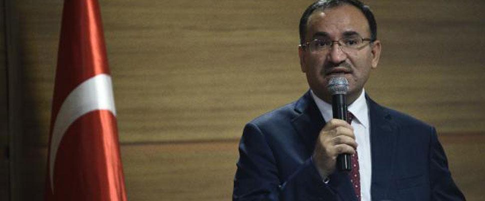 Kılıçdaroğlu'nun iddiasına Bakan Bozdağ'dan yanıt!