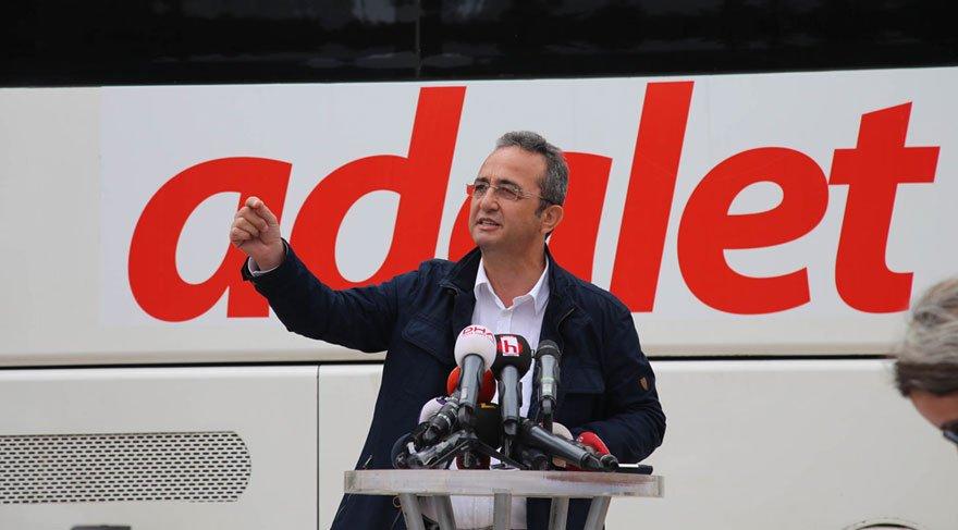 Bülent Tezcan'dan AKP'ye sert sözler