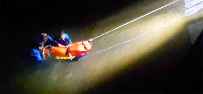 Su almak almak isterken düştüğü kanalda boğuldu
