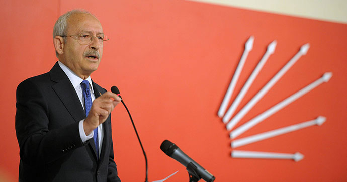 Kılıçdaroğlu: Rüşvet yemek, kul hakkı yemek devlet yönetimi için ne zaman gerekli oldu