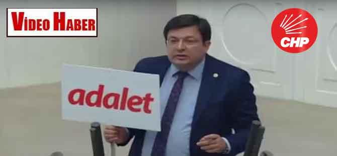 CHP'li Erkek: Berberoğlu tutuklanıyorsa o silahlar terör örgütüne gitmiş demektir!