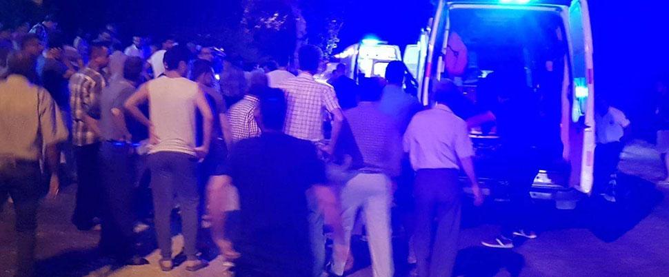 Teröristler polis noktasına saldırdı: 2 şehit, 1 yaralı