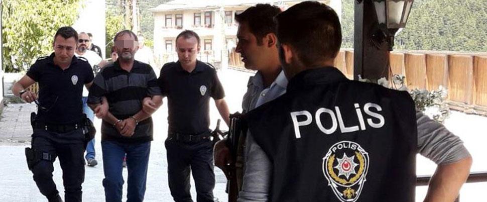 CHP İlçe Başkanı ve 2 oğlu cinayetten gözaltında