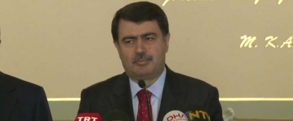 Vali Şahin açıkladı: Beşiktaş saldırısını planlayan kişi yakalandı