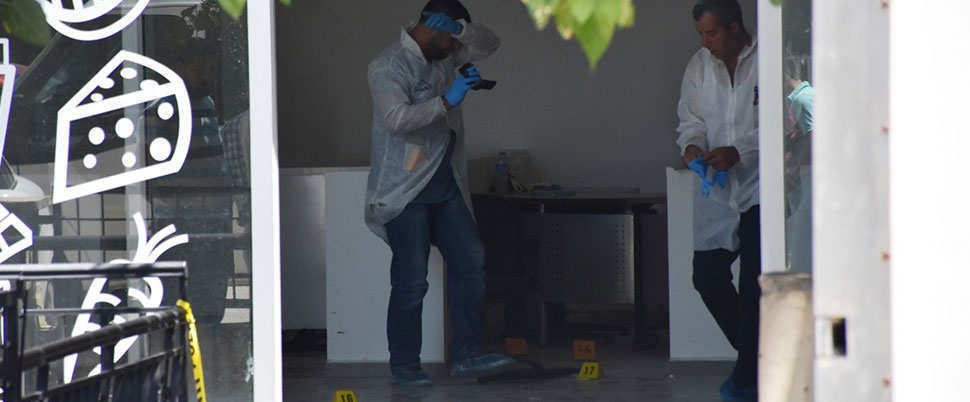 İhale öncesi silahlı baskın: 1 ölü, 2 yaralı