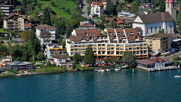 Doğuş Grubu, 142 yıllık Weggis Oteli'ni 184 milyona satın alıyor