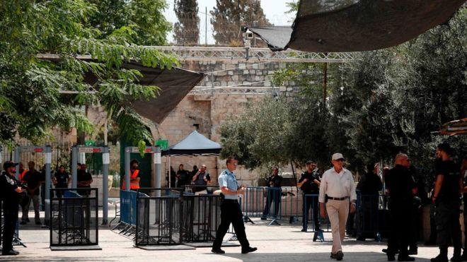 İsrailli Bakan: Dedektörler kalacak, katiller bize katilleri nasıl arayacağımızı söyleyemez