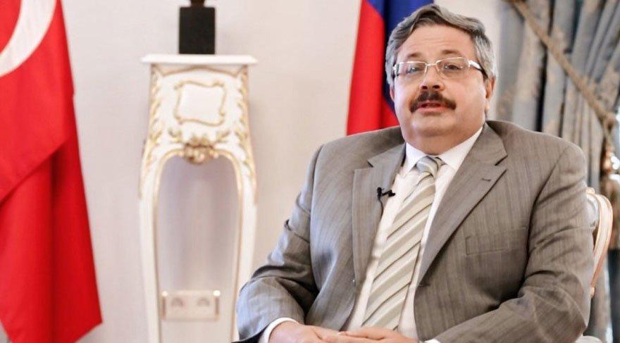 Rusya'nın Ankara Büyükelçisi işbaşı yaptı!