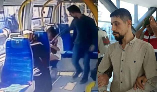 Asena Sağlam'a saldıran Ercan Kızılateş ikinci kez tahliye edildi