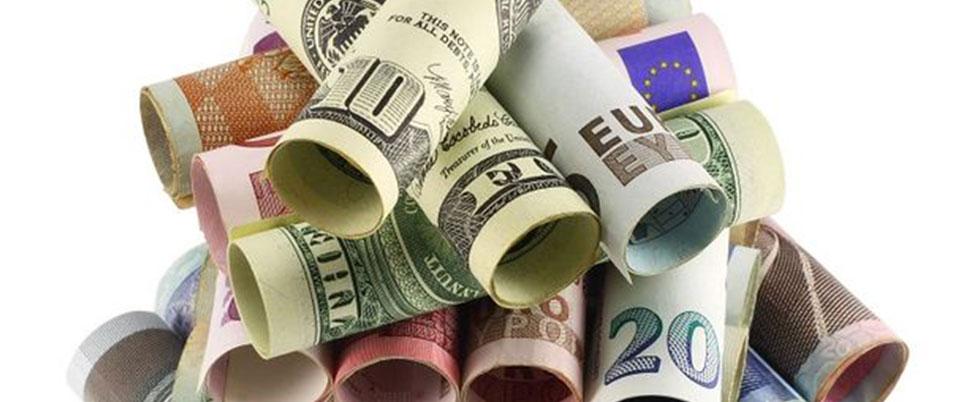 Euro ve dolarda yükseliş sürüyor