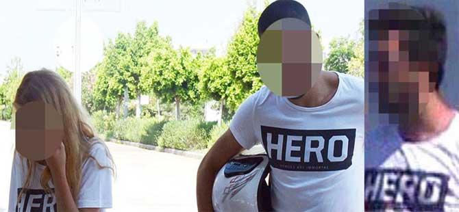 'Hero' tişörtüne gözaltılar