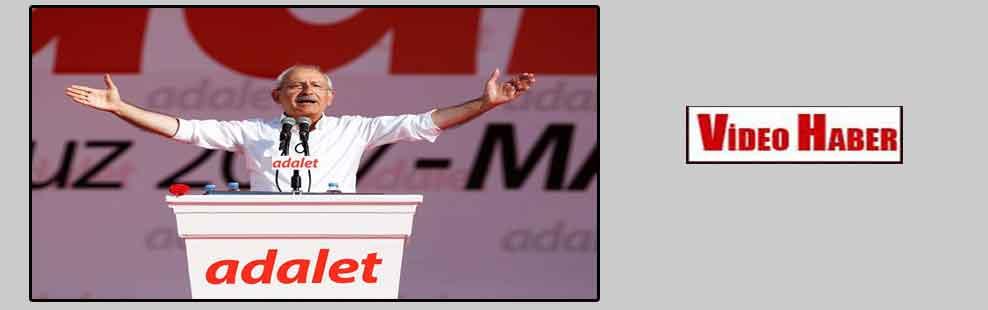 Tarihi miting! Kılıçdaroğlu milyonlara seslendi!