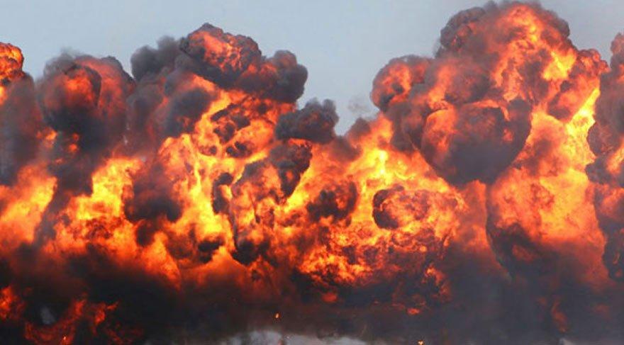 Manisa'da art arda patlama sesi