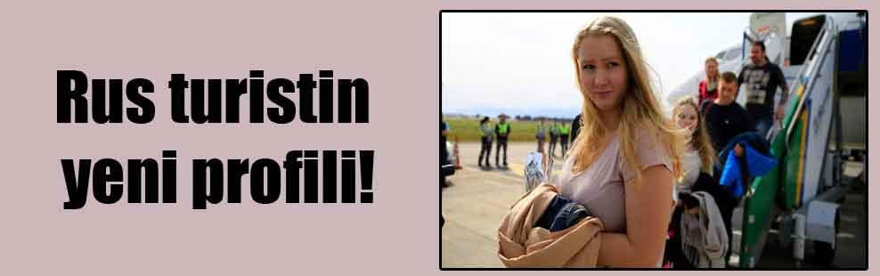 Rus turistin yeni profili!