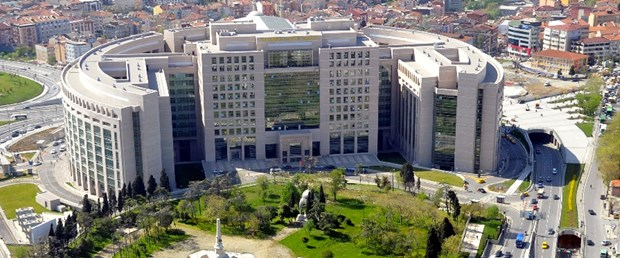 İstanbul Anadolu Adalet Sarayı'nda bomba alarmı