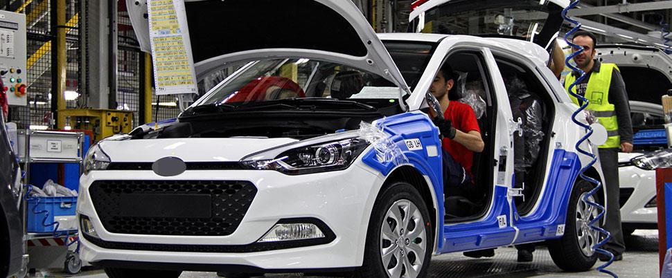 Otomotivde ihracat yüzde 41 arttı