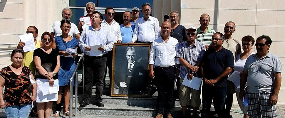 CHP'li vekillerden Ayhan Oğan hakkında suç duyurusu