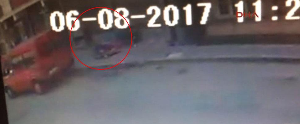 İstanbul'da korkunç olay!.. Halıyla sararak çöpe atmış!