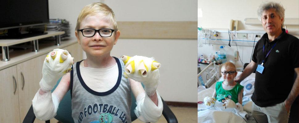 31 ameliyat sonra gelen mutluluk
