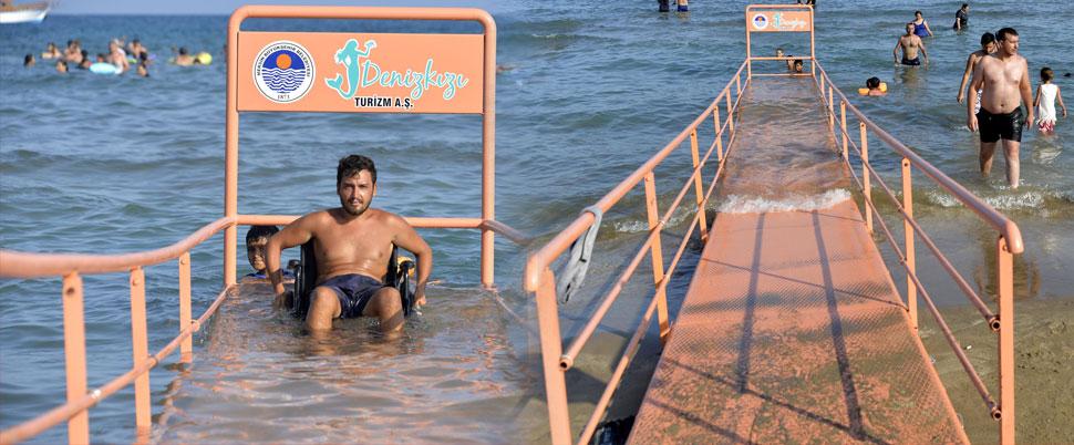 Engelli plajı