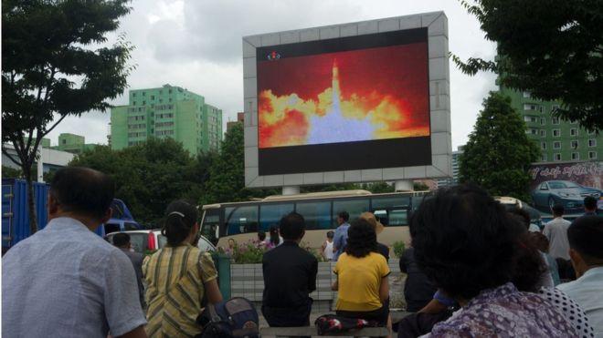 Kuzey Kore'den yeni yaptırımlara kınama!