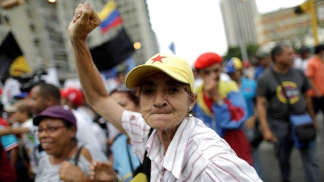 Venezuela hükümetine siber saldırı