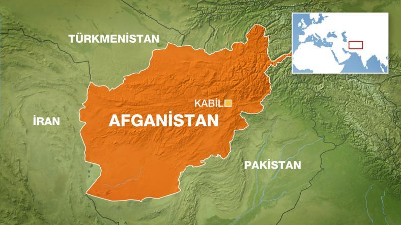 Afganistan'da teröristler, en az 50 sivil katletti