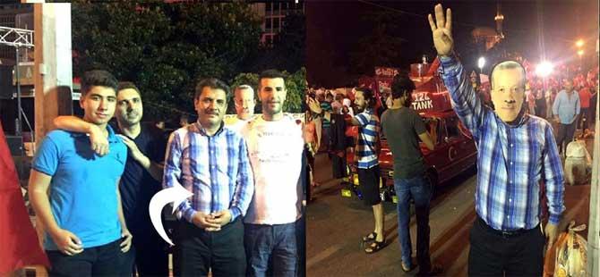 AKP eski ilçe başkanı FETÖ'den tutuklandı