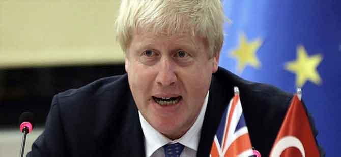 Boris Johnson'dan Türkiye için destek mesajı