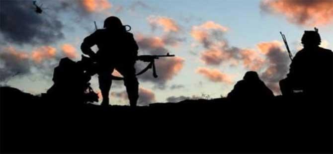 Trabzon'da PKK'lı teröristlerle çatışma!