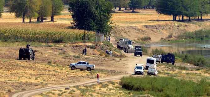 PKK'nın patlayıcı deposu bulundu