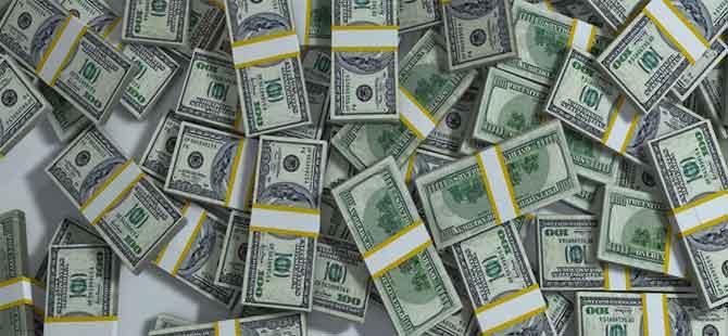 Doların resmi olmayan seçim sonuçlarına ilk tepkisi