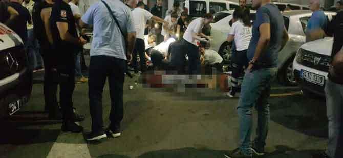 İstanbul Emniyet Müdürlüğü'nde polise hain saldırı! 1 şehit