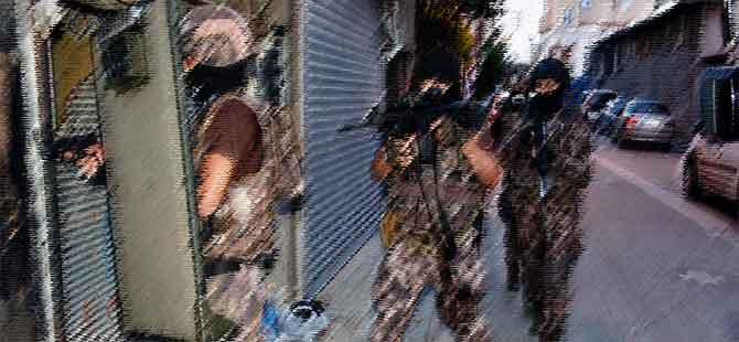 İstanbul'da 7 ilçede terör operasyonu!