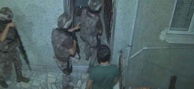 İstanbul'da uyuşturucu operasyonu: 14 gözaltı