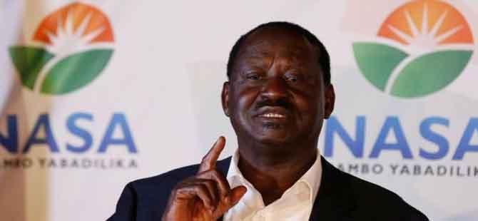 Kenya'da muhalefet seçim sonuçlarını kabul etmiyor