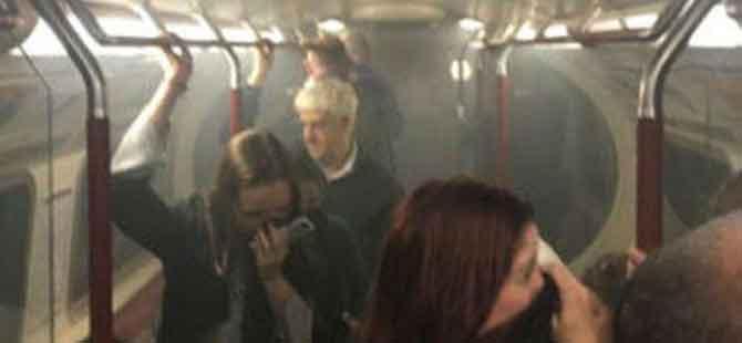 Londra'daki Oxford Caddesi istasyonu boşaltıldı!