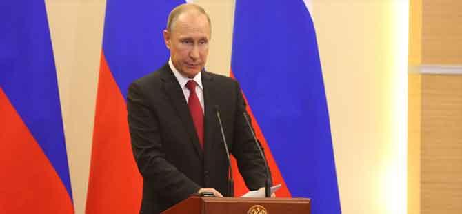 Putin, dördüncü dönemi için yemin etti: Tarih yalnızca bir şeyi affetmez…