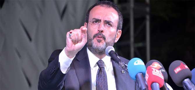 AKP'den 'Ayhan Oğan' açıklaması