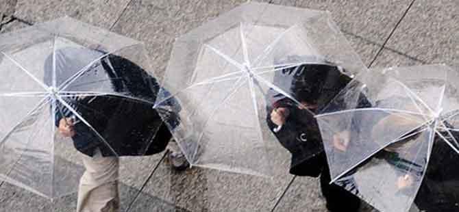 Meteoroloji'den son dakika hava durumu uyarıları…